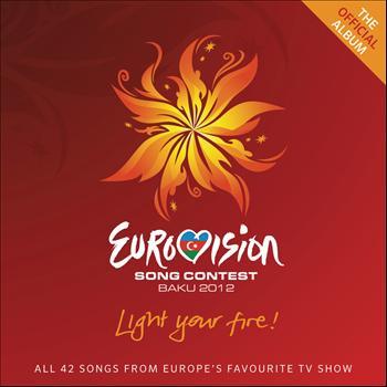 Various Artists - Eurovision Song Contest - Baku 2012