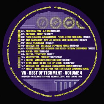 Various Artists - Best of Techment Vol 4