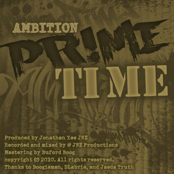 Ambition - Prime Time