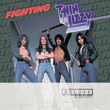 Thin Lizzy - Fighting