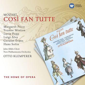 Otto Klemperer - Mozart: Così fan tutte