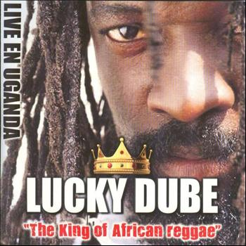 Lucky Dube - Lucky Dube Live In Uganda (The King of African Reggae)