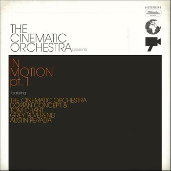 Various Artists - The Cinematic Orchestra presents In Motion #1