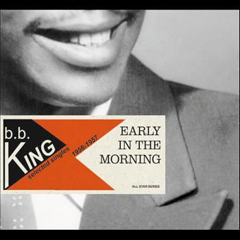 B.B. King - Saga All Stars: Sweet Little Angel / 1954-1957 Selected Singles
