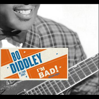 Bo Diddley - Saga All Stars: I'm Bad! / The Singles 1955-1957