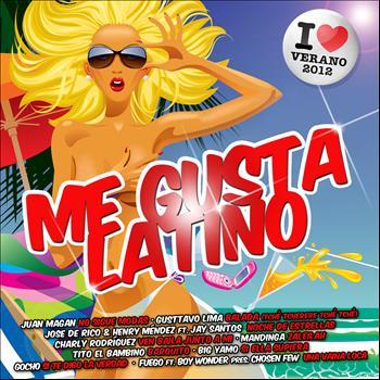 Various Artists - Me Gusta Latino 2012 - I Love Verano