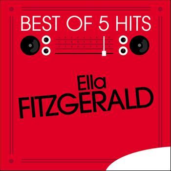 Ella Fitzgerald - Best of 5 Hits - EP