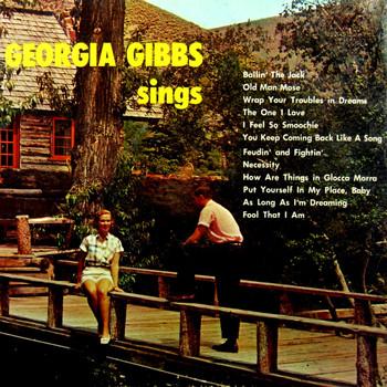 Georgia Gibbs - Georgia Gibbs Sings
