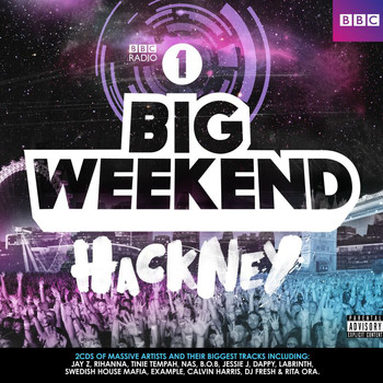 Various Artists - Radio 1 Big Weekend Hackney