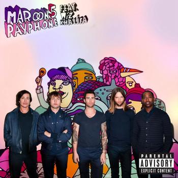 Maroon 5 / Wiz Khalifa - Payphone