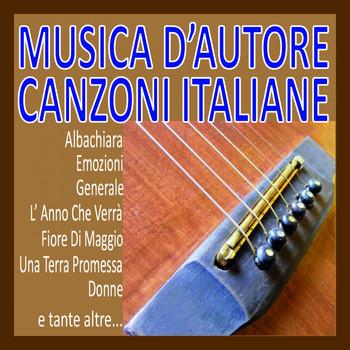 A.M.P. - Musica d'autore, canzoni italiane (Albachiara, emozioni, generale, l'anno che verrà, fiore di maggi