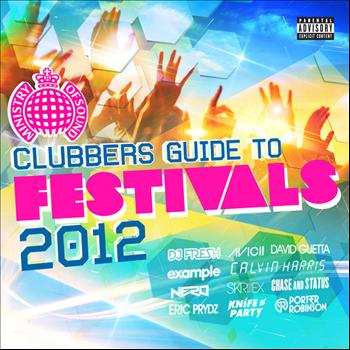 Various - Clubbers Guide To Festivals 2012 - Ministry of Sound