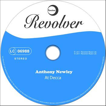 Anthony Newley - At Decca