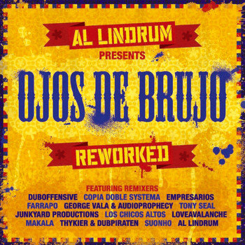 Ojos De Brujo - Al Lindrum Presents: Ojos de Brujo Reworked