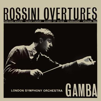 Pierino Gamba - Rossini Overtures