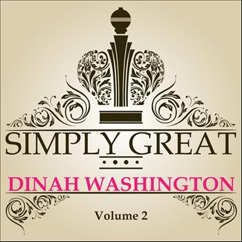 Dinah Washington - Simply Great, Vol. 2