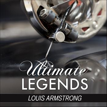 Louis Armstrong - Blues, Whiskey, Cigarettes (Ultimate Legends Presents Louis Armstrong)