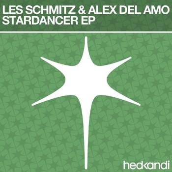 Les Schmitz & Alex Del Amo - Stardancer EP
