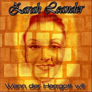 Zarah Leander - Wenn der Herrgott will