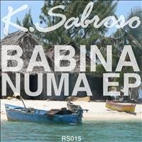 K. Sabroso Babina Numa - Synchronisation License