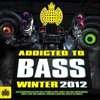 Various - Addicted To Bass Winter 2012 - Ministry of Sound