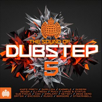 Various Artists - The Sound of Dubstep 5 - Ministry of Sound