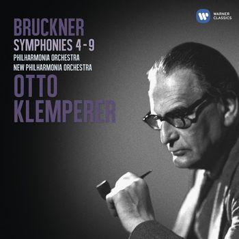 Otto Klemperer - Bruckner: Symphonies 4-9
