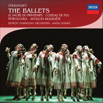 Antal Doráti / Detroit Symphony Orchestra - Stravinsky: The Ballets