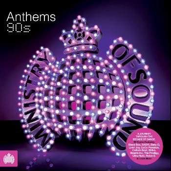 Various Artists - Anthems 90s