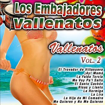 Los Embajadores Vallenatos - Vallenatos Vol. 2