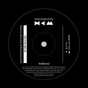 Metrobox - Stroom, Spanning & Weerstand EP