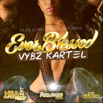 Vybz Kartel - Ever Blessed - Single