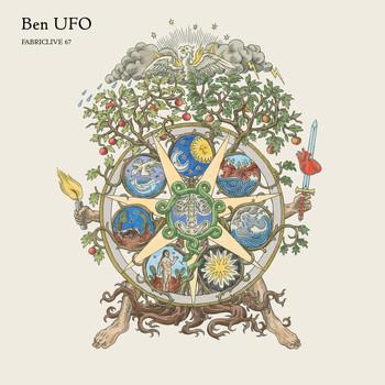 Ben UFO - FABRICLIVE 67: Ben UFO