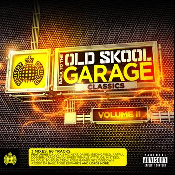 Various Artists - Back To The Old Skool Garage Classics Vol. 2 - Ministry of Sound
