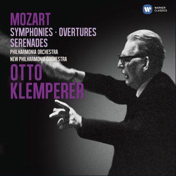 Otto Klemperer - Mozart: Symphonies & Serenades