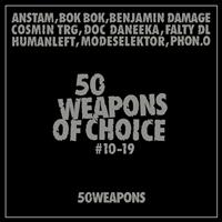 50 Weapons of Choice #10-19