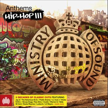 Various Artists - Anthems Hip-Hop 3 - Ministry of Sound