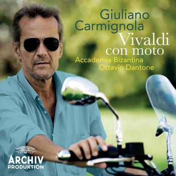 Ottavio Dantone / Accademia Bizantina / Giuliano Carmignola - Vivaldi con moto