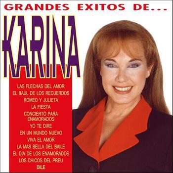 Karina - Los Grandes Exitos de Karina