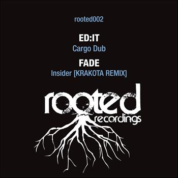 Ed:it & Fade - Cargo Dub / Insider (Krakota Remix)
