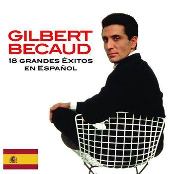 Gilbert Bécaud - 18 Exitos en Español