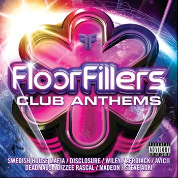 Various Artists - Floorfillers Club Anthems