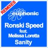 Ronski Speed - Sanity (Remixes)