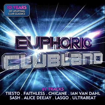 Various Artists - Euphoric Clubland