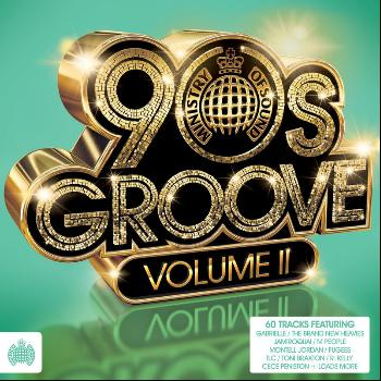 Various Artists - 90s Groove, Vol. 2 - Ministry of Sound