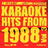 Ameritz Countdown Karaoke - Karaoke Hits from 1988, Vol. 3