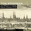 Ton Koopman & Amsterdam Baroque Orchestra - Buxtehude: Opera Omnia XVII - Vocal music, Vol. 7