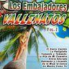 Los Embajadores Vallenatos - Los Embajadores Vallenatos - Vol. 1