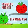 Mister Toony - Pomme de reinette et pomme d'api - Single