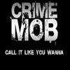 Crime Mob - Call It Like You Wanna (Clean) - Single
